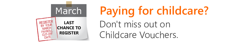 Last Chance for Childcare Vouchers