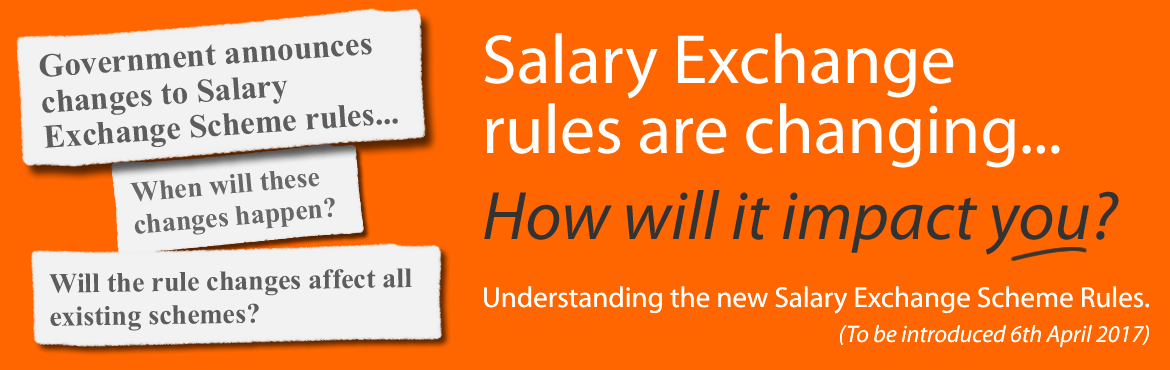 Salary Exchange Changes